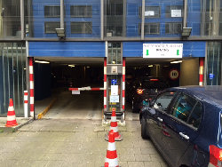 parkeergarage parkking