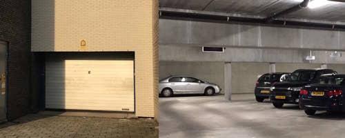 Goedkope parkeergarage admiraliteitskade parkbee rotterdam for Goedkope kamers rotterdam
