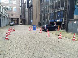 Goedkope parkeergarage budget par king sint luciastraat 59 for Goedkope kamers rotterdam