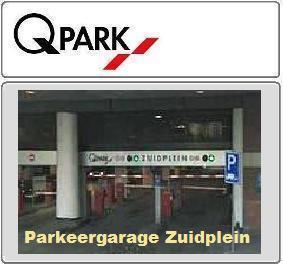 Parkeren Winkelcentrum Zuidplein Rotterdam