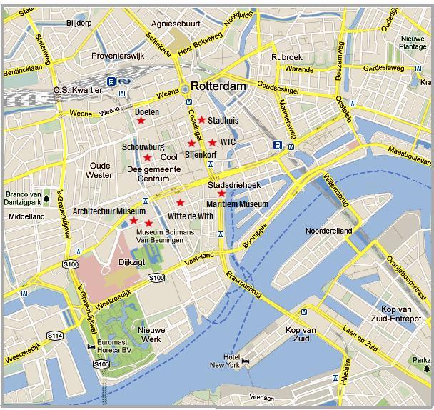 Goedkoop Parkeren In Rotterdam Gratis Tips